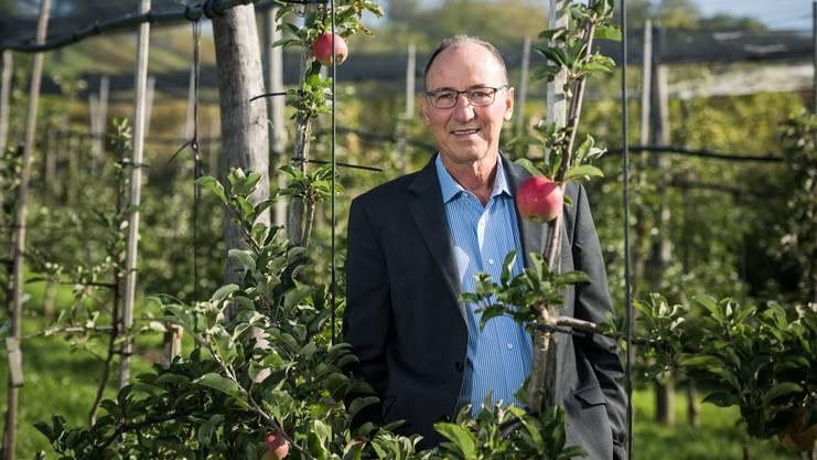Urs Niggli ist Direktor des Forschungsinstituts für biologischen Landbau (FiBL) in Frick AG. Er ist Honorarprofessor an der Universität Kassel Witzenhausen und Dozent an der ETH.
