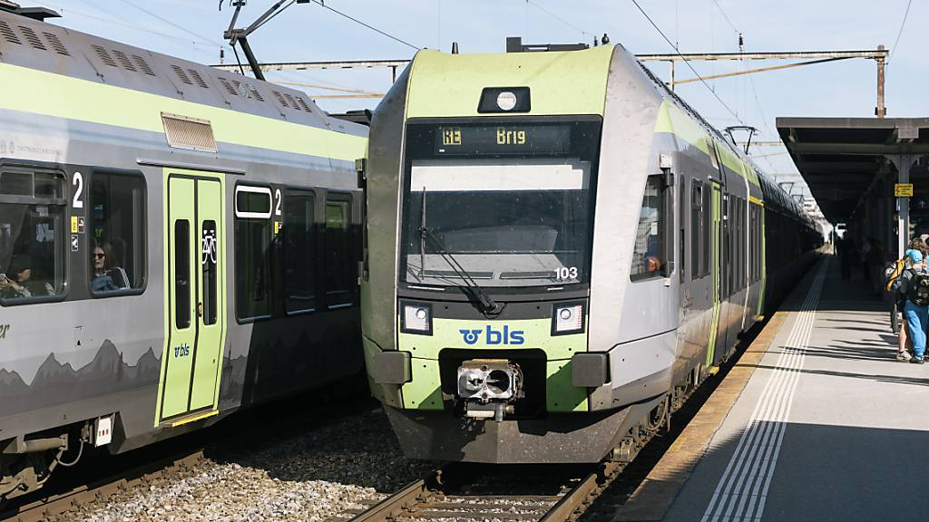 BLS fährt Konzerngewinn von 13,5 Mio. Franken ein - mehr Passagiere