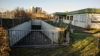 Flüchtlinge sollen in Münchenstein in der unterirdischen Sanitätsstelle Ehinger untergebracht werden.