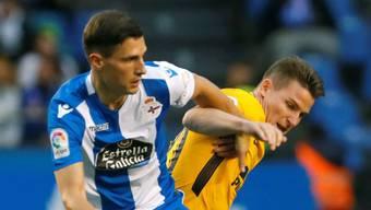 Fabian Schär trifft für Deportivo La Coruña im zweiten Spiel in Folge