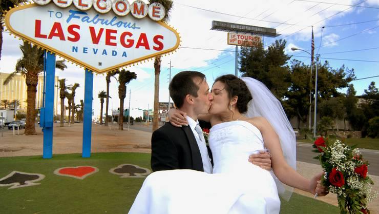 las vegas heiraten spontan