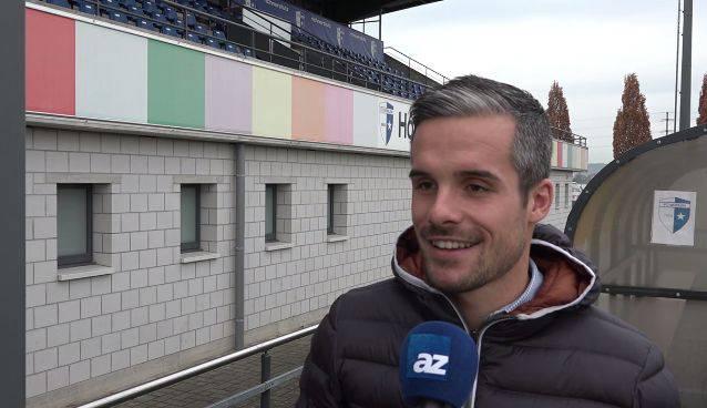 Entweder Oder mit FC Wohlen-Mittelfeld-Spieler Janick Kamber