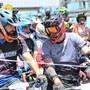 Petr Mondrik und die Enduro- und Downhillrennen