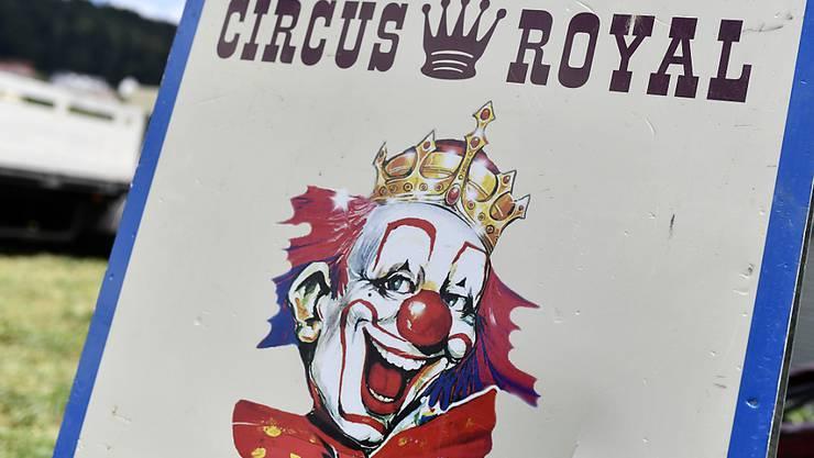 Der Circus Royal ist pleite. Der ehemals zweitgrösste Schweizer Zirkus hat Konkurs angemeldet (Archivbild).