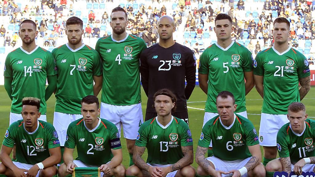Irland lässt in Georgien Punkte liegen