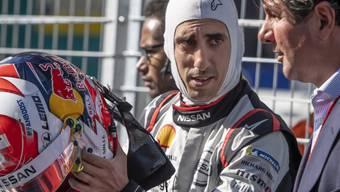 Sébastien Buemi wartet in dieser Formel-E-Saison weiterhin auf die ersten Punkte (Archivbild)