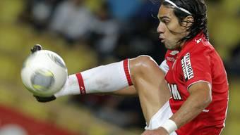 Monacos Falcao muss um die WM-Teilnahme bangen.
