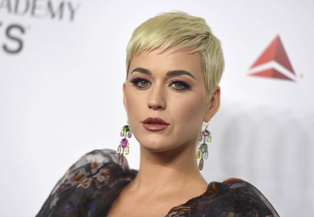 Die wunderbare Katy Perry (© Keystone)