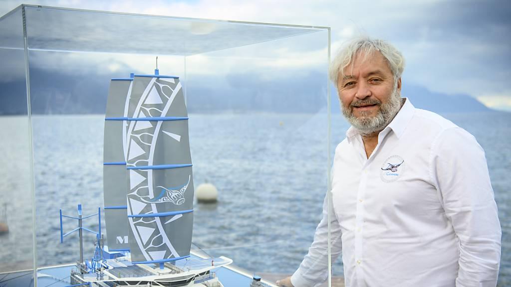 Schweizer Segler will Weltmeere von Plastik befreien