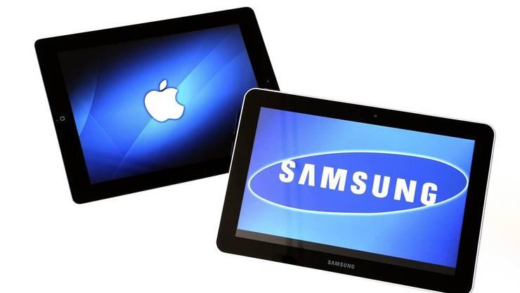 Aus Angst vor Spionage Die russische Regierung tauscht IPad gegen Samsung.