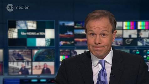 Lustige TV-Panne: Moderator macht mitten in der Sendung Feierabend – wegen Feueralarm