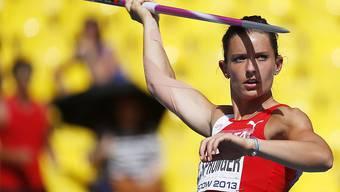 Bei der EM dabei, für Olympia muss sie sich noch steigern: Siebenkämpferin Ellen Sprunger