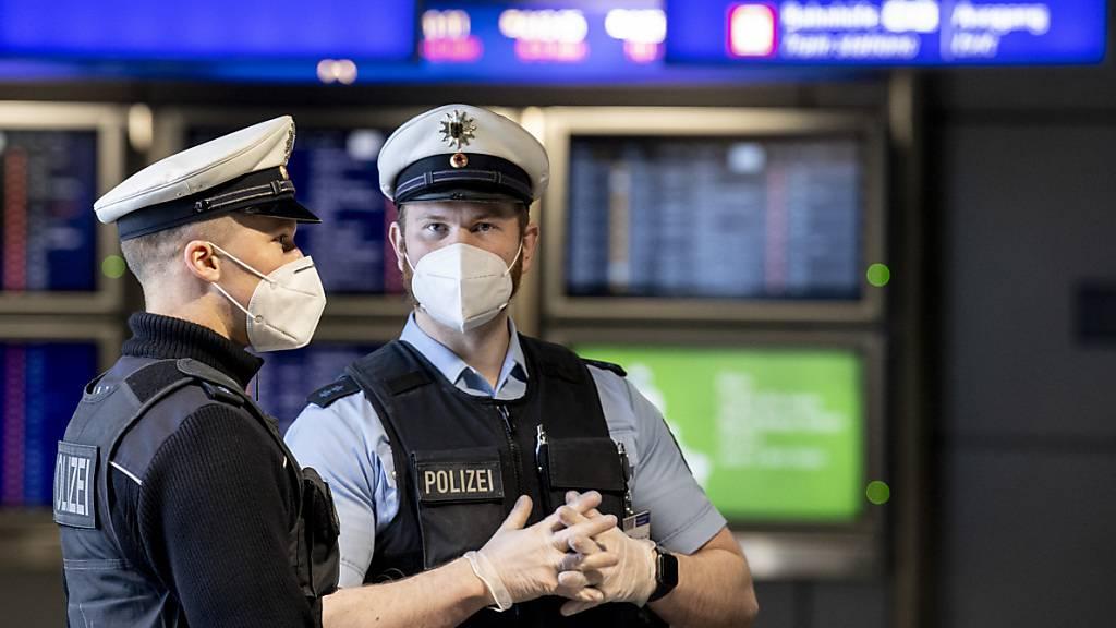Einreiseverbot aus Mutationsländern in Deutschland geplant