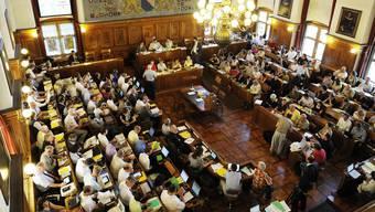 Der Zürcher Kantonsrat genehmigte 25 Millionen für das Staatsarchiv. (Symbolbild)