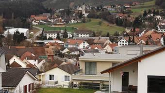 Die Dorfzentren haben Verdichtungspotenzial.