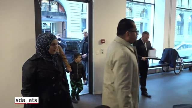 Totgeburt einer Syrerin: Ehemann erleichtert über Prozessauftakt