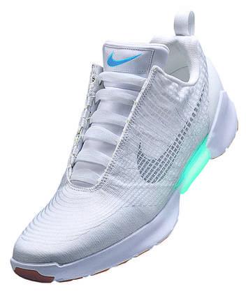 Der Selbstständige Nike Self-Lacing Sneakers.