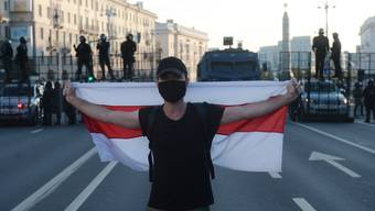 Proteste vom Sonntag (20.9.20) in Minsk
