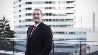 Marc Bürgi, Präsident BDP Baselland.