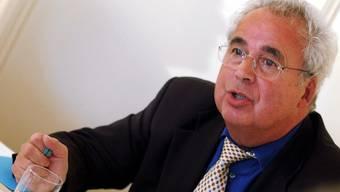 Der Zürcher CVP-Politiker Richard Hirt ist gestorben. (Archivbild aus dem Jahr 2003)