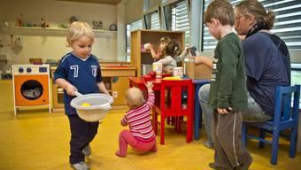 Kinderbetreuungsplätze: Die CVP will das Kinderbetreuungsgesetz via Hintertür durchboxen