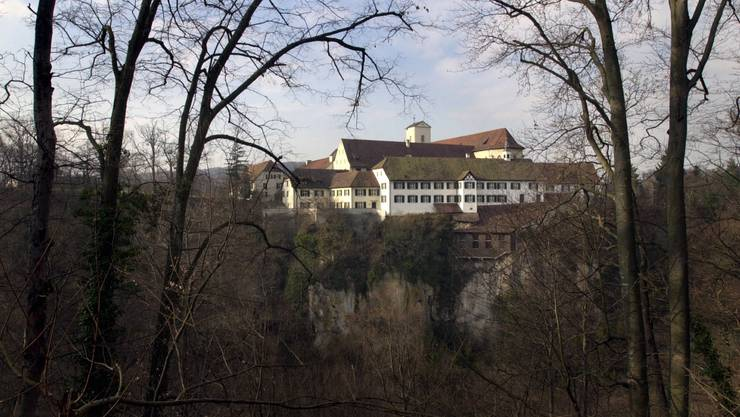 Das Kloster Mariastein ist nach dem Kloster Einsiedeln der zweitwichtigste Wallfahrtsort der Schweiz.