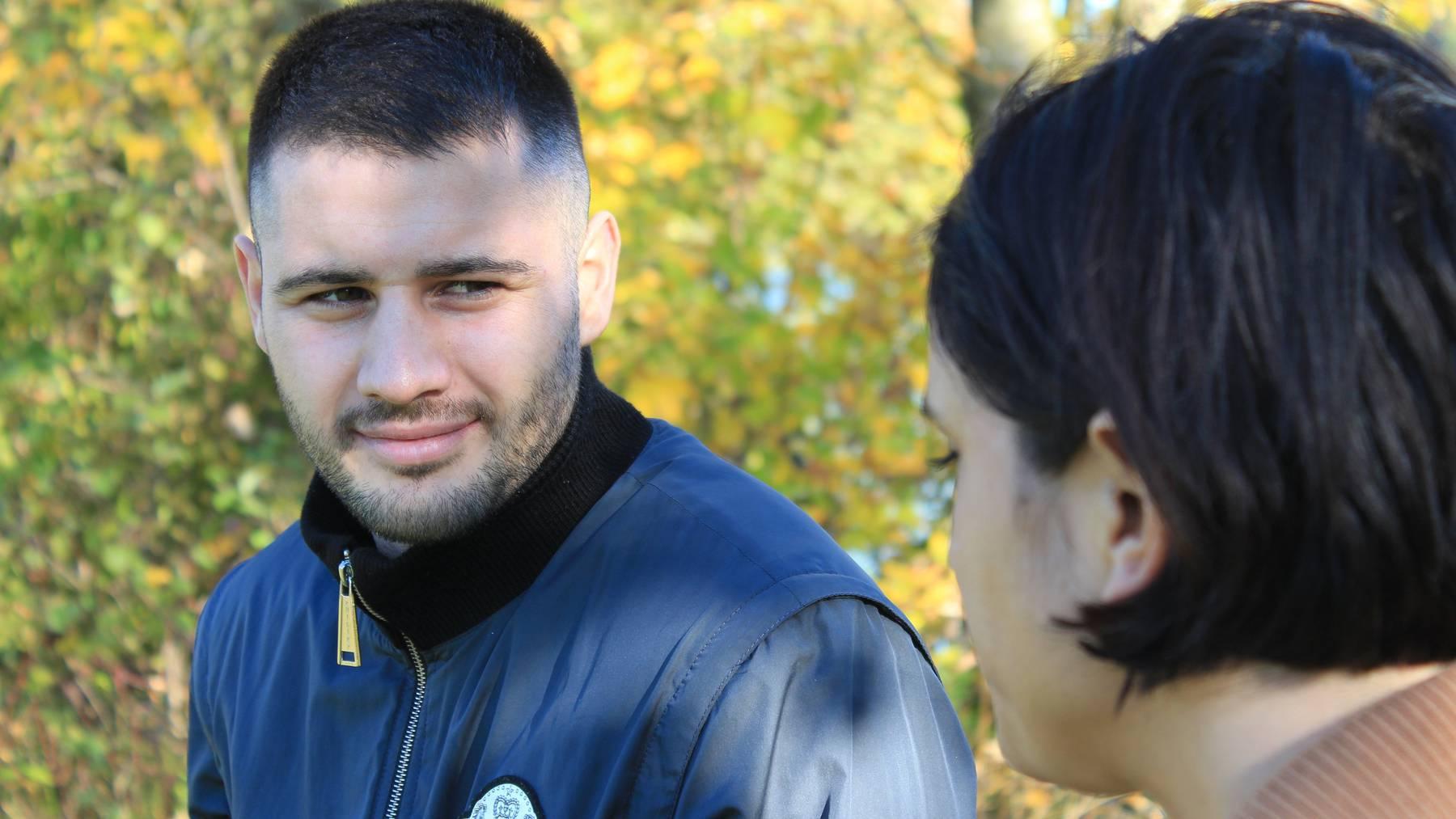 Dejan Janjatovic ist froh, wieder spielen zu können.