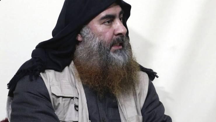 Noch dem Vorbild von Osama bin Laden: Auch die Überreste des Terrorchefs Abu Bakr al-Bagdadi wurden von den USA auf hoher See beigesetzt.