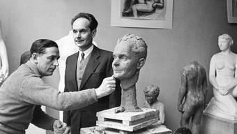 Walter Husers Skulpturen werden bald im Garten gezeigt