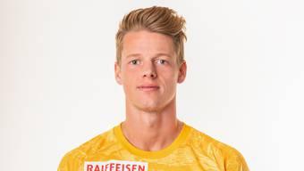 FCB-Ersatzcaptain Jonas Omlin