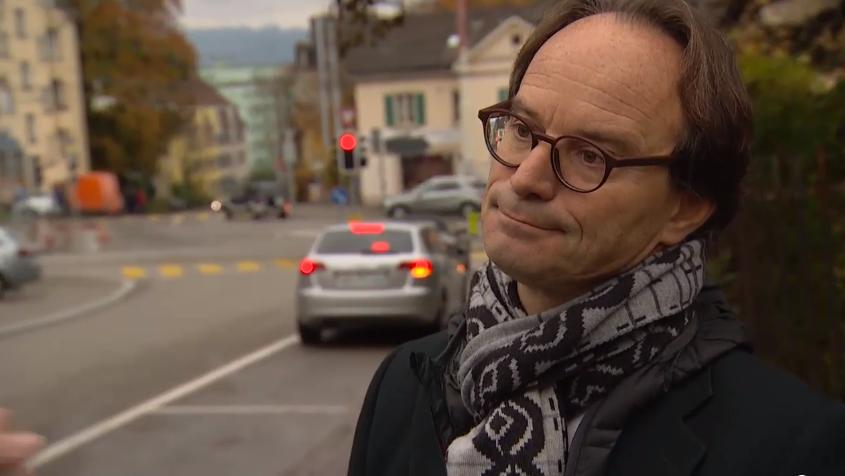 Verkehrspsychologe Urs Gerber im Interview nach tödlichem Unfall in Lenzburg