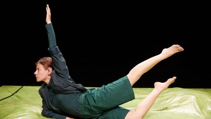 Clara Delorme aus Lausanne erhält den diesjährigen 19. Premio-Nachwuchspreis für Theater und Tanz.