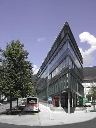 Neues Grenchner Postgebäude