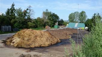 An dieser Stelle soll im Murimoos eine Biogasanlage gebaut werden.