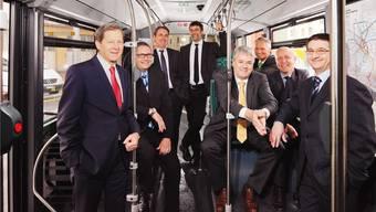 Reine Männergremien wie im Verwaltungsrat der Basler Verkehrs-Betriebe soll es mit der Geschlechterquote nicht mehr geben (Archivbild).