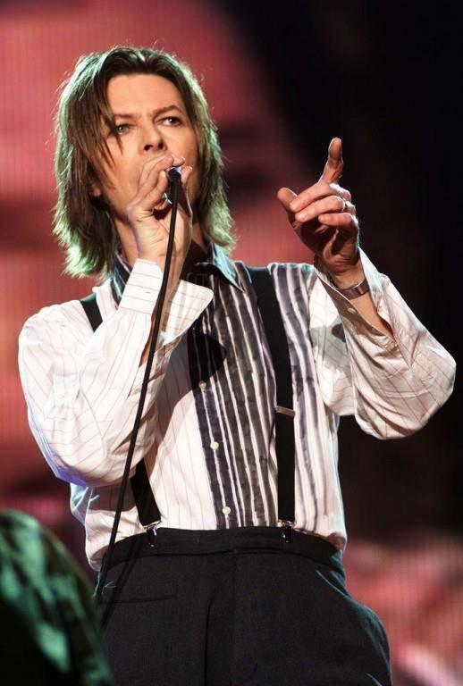 David Bowie: Eine Karriere in Bildern