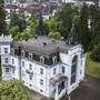 Der Park der Villa Himmelrych ist wieder zugänglich.