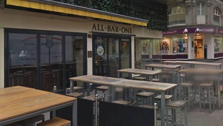 Die «All Bar One» in der Steinenvorstadt wechselt den Besitzer.