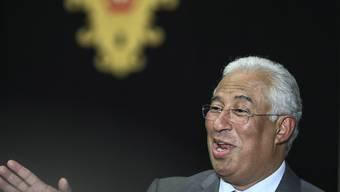 Am Dienstag ist Portugals sozialistischer Regierungschef António Costa für eine zweite vierjährige Amtszeit im Amt bestätigt worden.