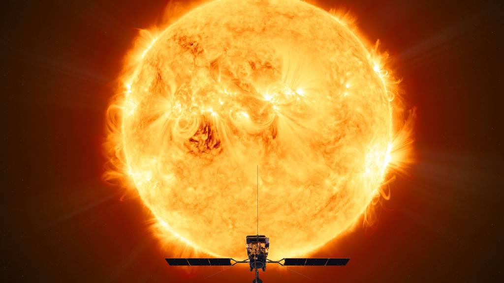 «Solar Orbiter»: Schweizer Teleskop auf Mission zur Sonne