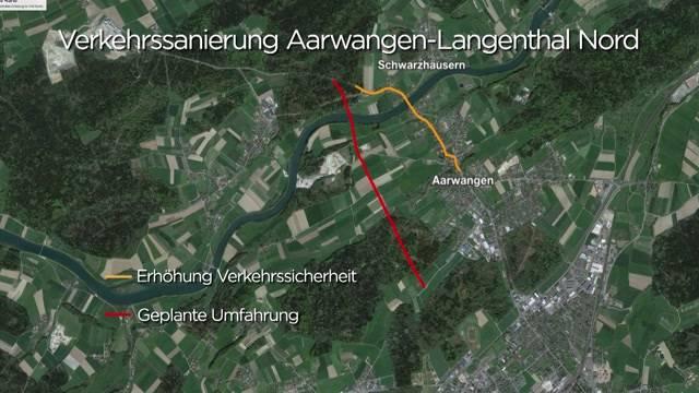 Heftiger Gegenwind für Umfahrung Oberaargau