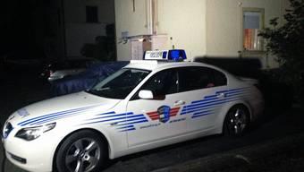 Polizist erlitt Schussverletzung in Wettingen