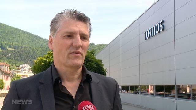 Abstimmungskampf Moutier: Tornos hält sich raus