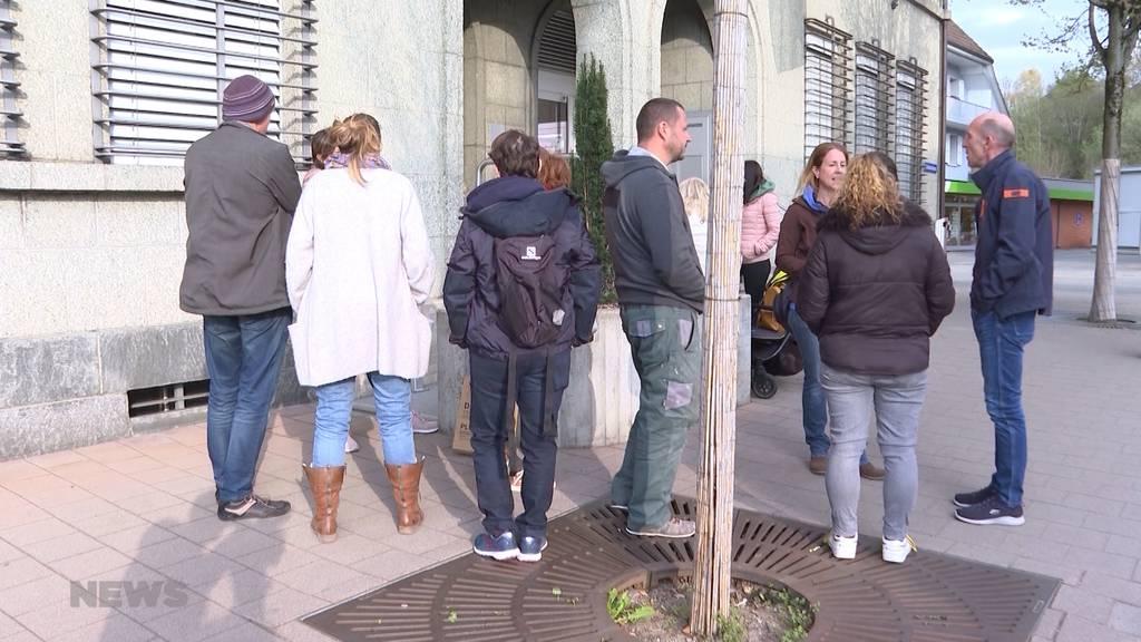 Elternprotest gegen Massentests an Berner Schulen