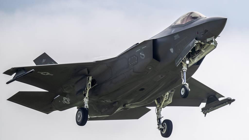 Widerstand gegen F-35