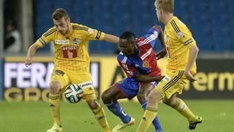 FC Basel - FC Luzern