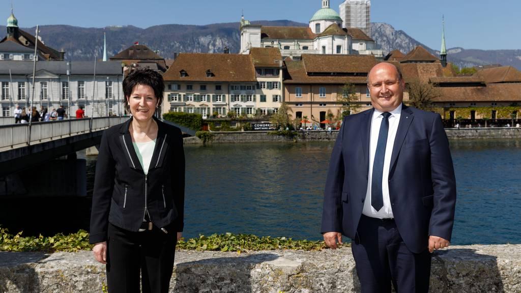 Sandra Kolly und Peter Hodel sind gewählt