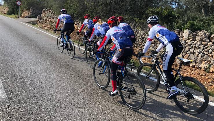 """Das Elite-Frauenteam """"Re/max Cycling Team""""geht in die dritte Saison."""