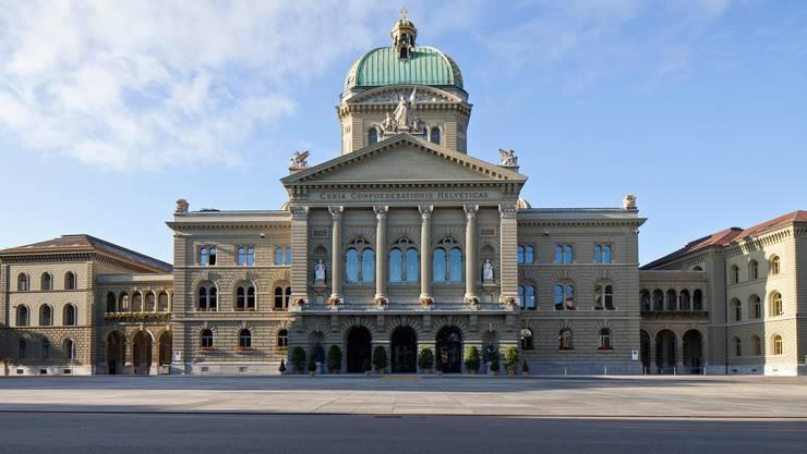 Laut Bundespolizei ist das Bundeshaus zu wenig gegen Anschläge mit Fahrzeugen geschützt. Das wird nun nachgeholt.