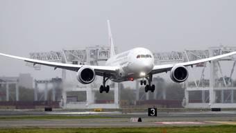 Bei Boeing ging es im 1. Quartal kräftig nach oben